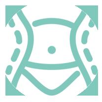 Health Coach Bardo - Icon Shape